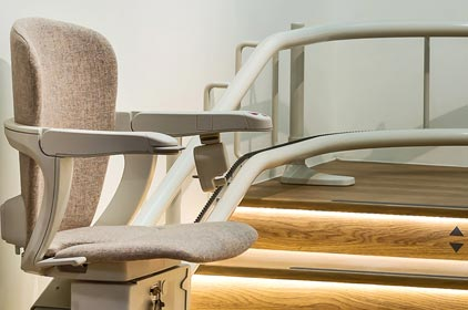 curved stair lift prices