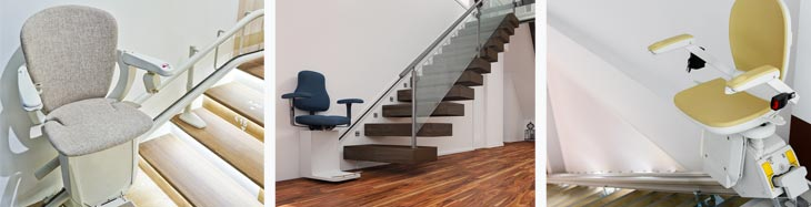 new Johnston stairlift installations