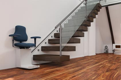 Johnston straight stair lift prices